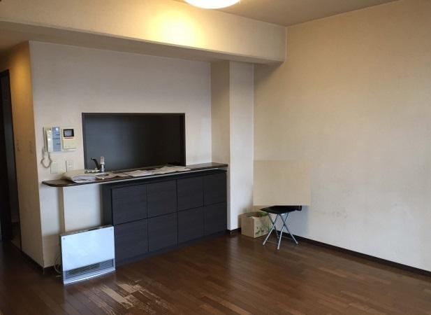 セミオープン型(対面キッチン)